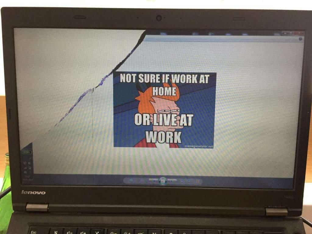 broken laptop insurance